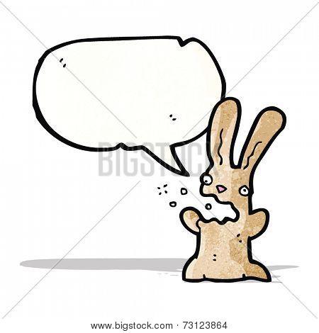 belching rabbit cartoon