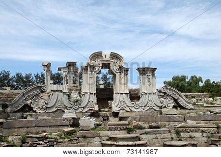 Yuanmingyuan Ruins