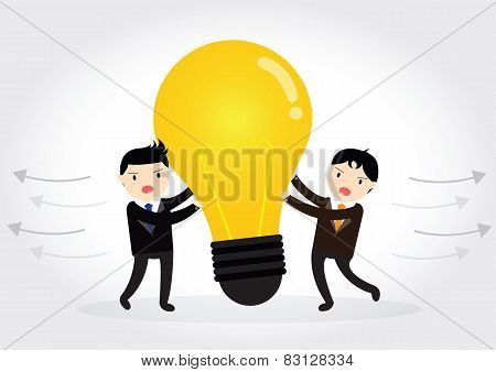 Businessman Vs Businessman Plagiarism
