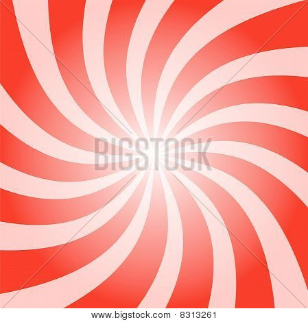 Red Peppermint Twist