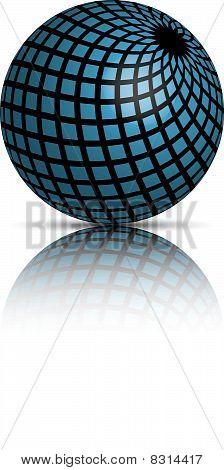 2D 3D ball