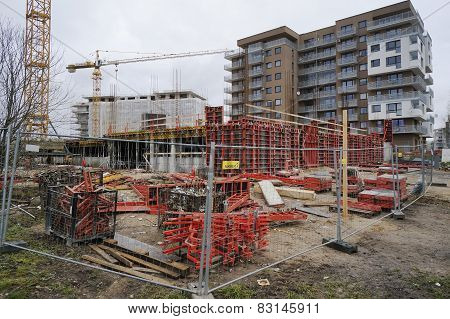 Formwork And Scaffolding Systems.
