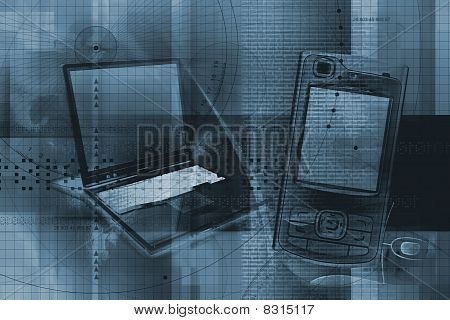 Internet and Computer Technology Background