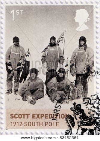 Scott Expedition 1912
