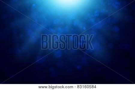 blurred water background