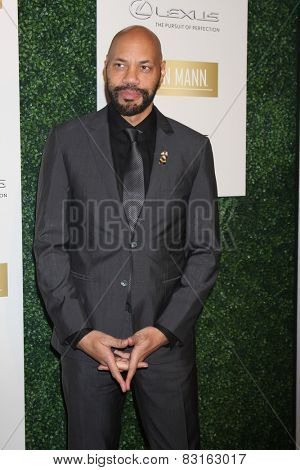 LOS ANGELES - FEB 18:  John Ridley at the ICON Mann Power Dinner Party at a Mr C Beverly Hills on February 18, 2015 in Beverly Hills, CA