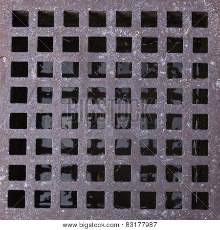 Storm Sewer Manhole