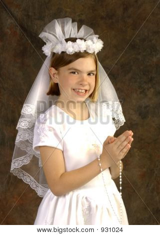 First Holy Communion Portrait 3