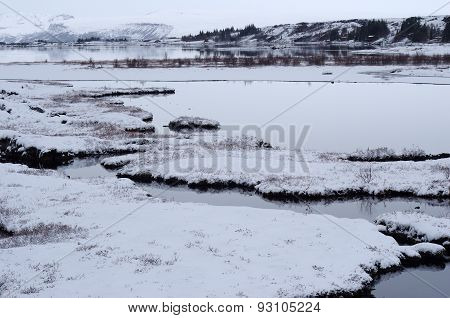 icelandic winter