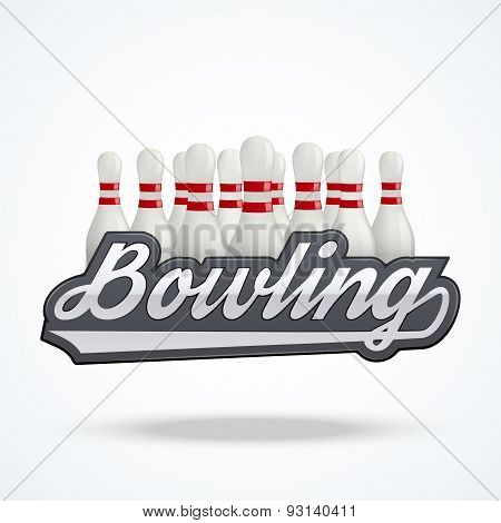Premium Bowling labels