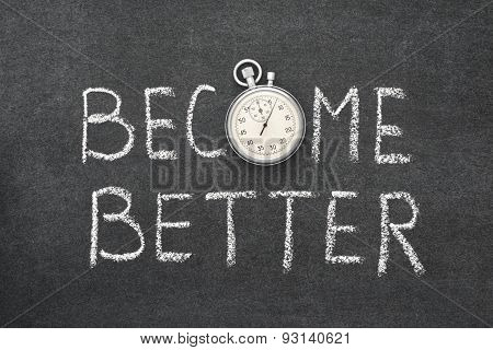 Become Better