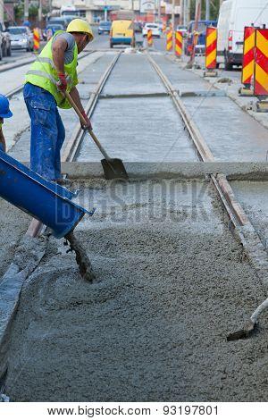 Cement Worker