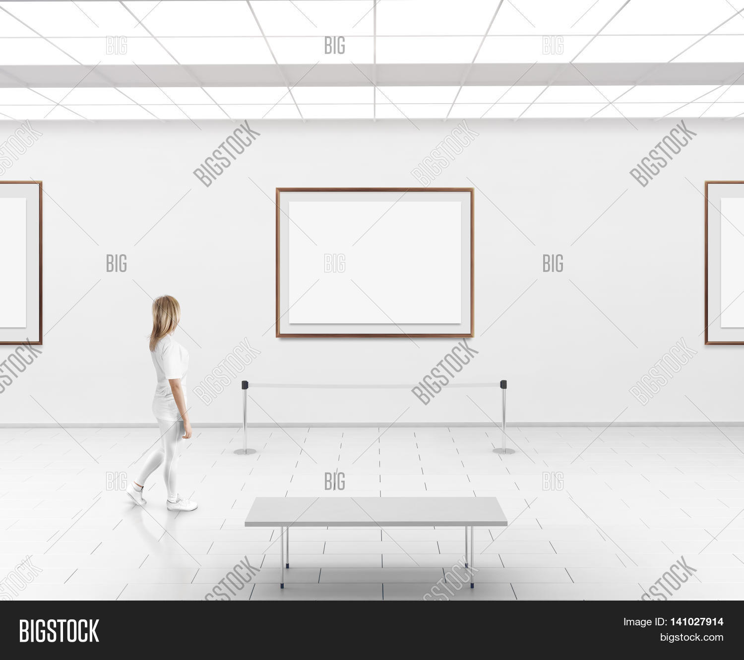 Modern Gallery Wall Image & Photo (Free Trial) | Bigstock