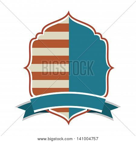shield america united states vector isolated graphic