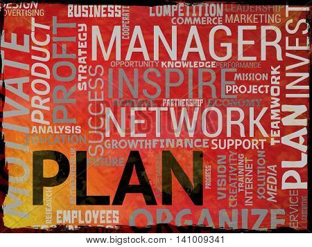 Plan Words Indicates System Project And Formula