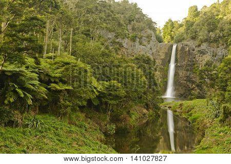 Hunua Falls Hunua Falls Reserve North Island New Zealand