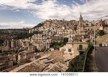 Modica, Sicilian Village