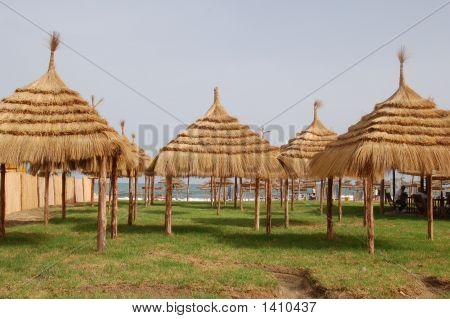 Bungalow In Hammamet Beach