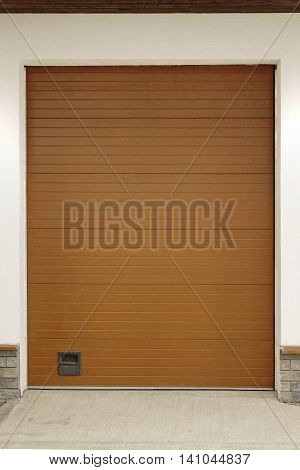 Automatic Electric Roll-up Commercial Garage Gate Or Push-up Door