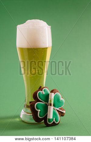 Patricks Day symbols