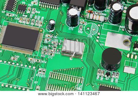 Green Modem Motherboard