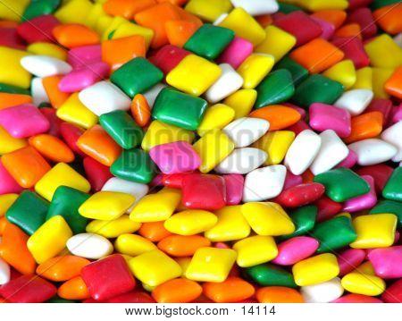 Bubble Gum Squares