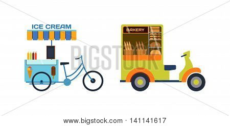 Delivery vector transport moto bike motorcycle. Delivery service, bike, motorcycle. Moto bike silhouette. Product goods shipping transport. Fast delivery motorcycle icon