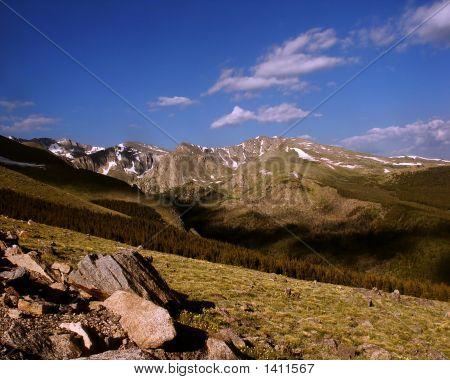 Mount Evans Colorado
