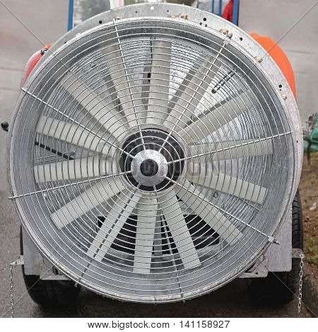 Big Industrial Axial Fan Blower for Cooling
