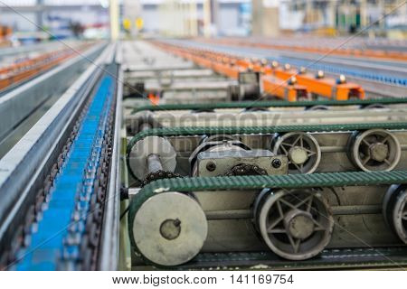 conveyor line assembly, line, factory, assembly, food, production, conveyor, bottling