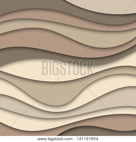 Colorful Abstract Waves Texture Background For Text And Message Website Design. Interior Wall Decora