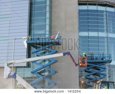 Hydrolic Lifts