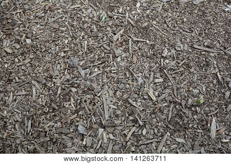 Wood Chips For Paths
