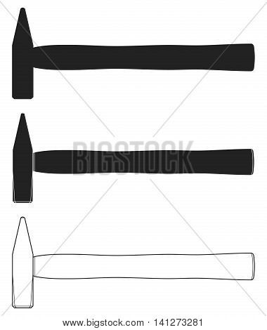 Hammer black and white icon, Hammer icon vector, Hammer icon eps, Hammer icon jpg, Hammer icon path, Hammer icon flat, Hammer icon app, Hammer icon web, Hammer icon art