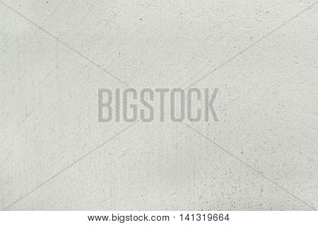 Micro cement fine texture light gray continuous coating indoor wall