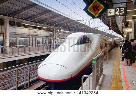 Tokyo Fast Train