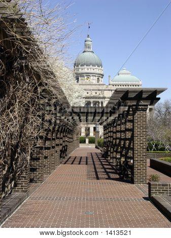 Indianapolis, Capitol Building