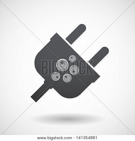Isolated Male Plug With Oocytes
