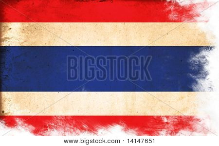 flag of thailand poster