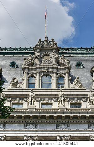 Surrougate's Courthouse - New York City