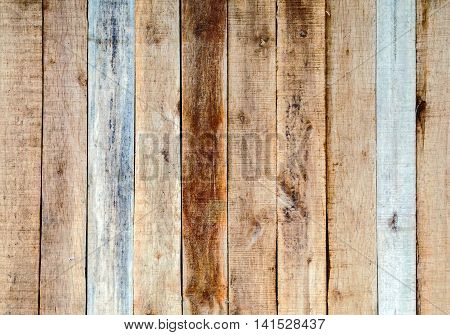 Plank Wall Wood Texture Background