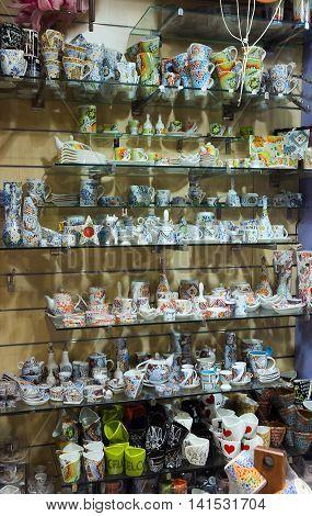 Souvenirs In Barcelona