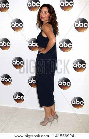 LOS ANGELES - AUG 4:  Minnie Driver at the ABC TCA Summer 2016 Party at the Beverly Hilton Hotel on August 4, 2016 in Beverly Hills, CA