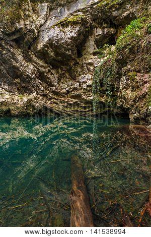 Lacul Dracului In Romania