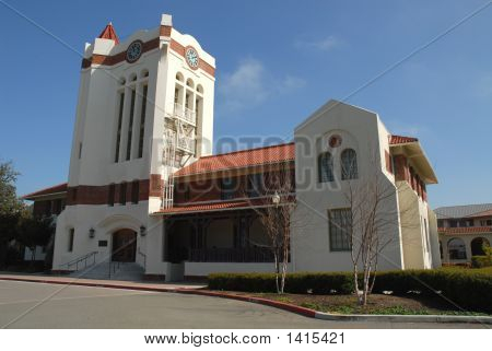 Treatment Building