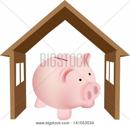 shaped piggy pig business piggy bank shaped like pig out business insurance coverage
