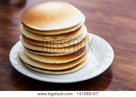 Hot Pancakes