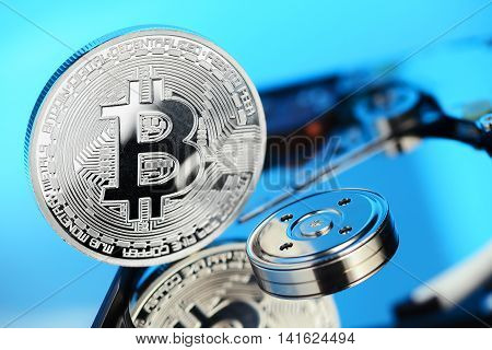 Bitcoin On The Hdd Disk