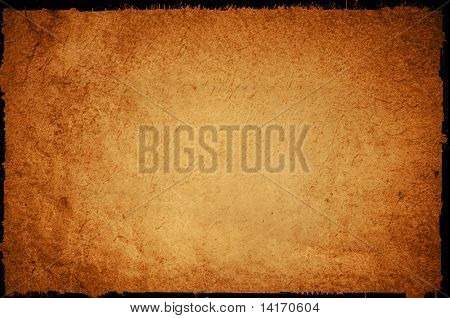 highly Detailed textured grunge background frame poster