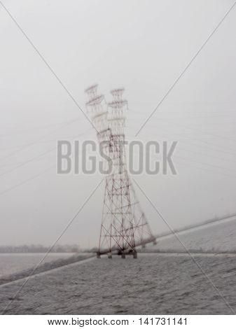 Transmitter Tower. Radar